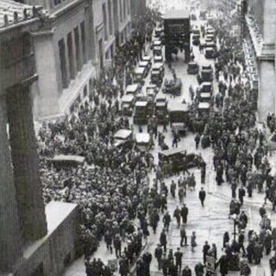 La Grande Depressione e il New Deal timeline