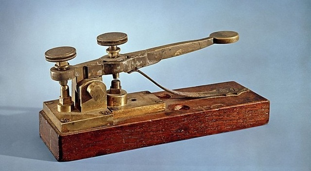 Industrial age Electric Telegraph