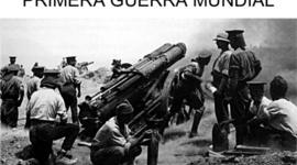 PRIMERA GUERRA MUNDIAL timeline