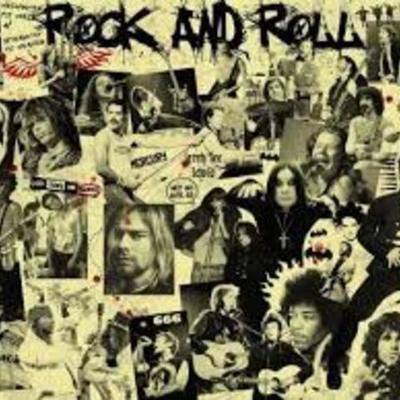 HISTORIA DEL ROCK timeline