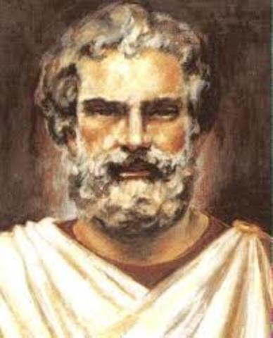 Tales de Mileto (624 – 548 A.C)