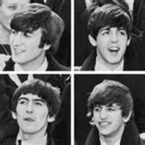 The Beatles are separated
