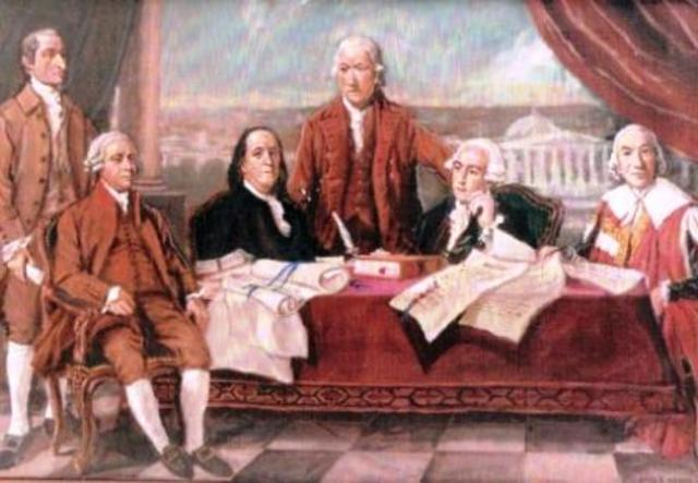The 1783 Treaty of Paris