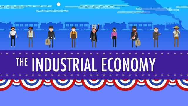 The Rise of American Industry