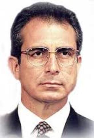 Ernesto Zedillo Ponce de León,