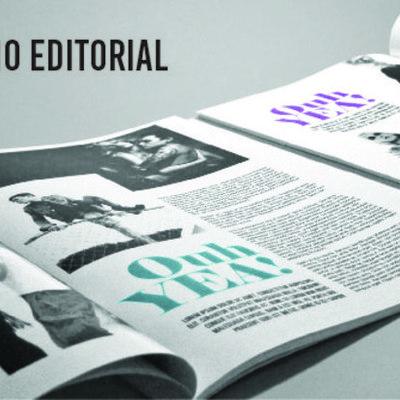 Historia del Diseño Editorial timeline