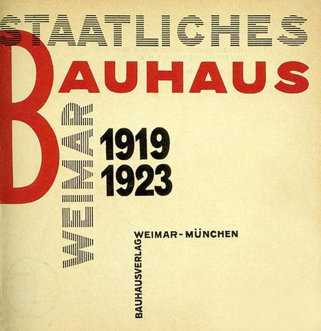 Bauhaus y aporte