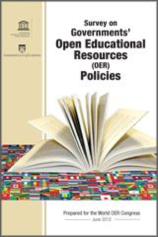 Survey on Governments' Open Educational Resources (OER) Policies