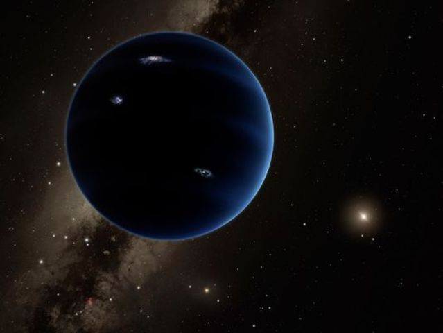 The Discovery of Ninth Planet