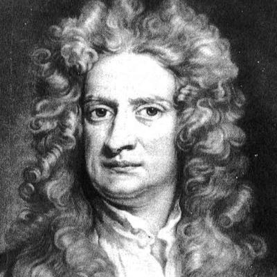 Sir Isaac Newton timeline
