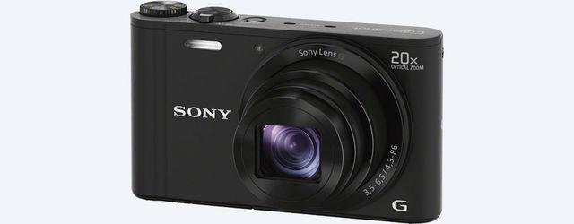 SONY CYBER SHOT DSC WX300