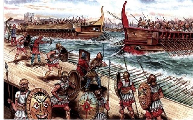First Sparta-Greek War