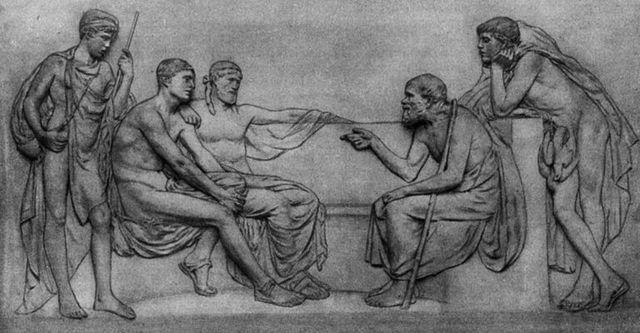 First Sparta-Greek War peace treaty