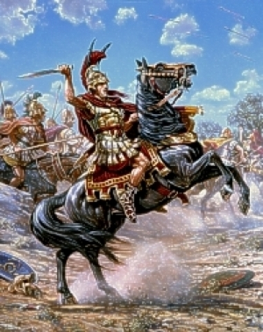 Alexander The Great Rules Macedonia