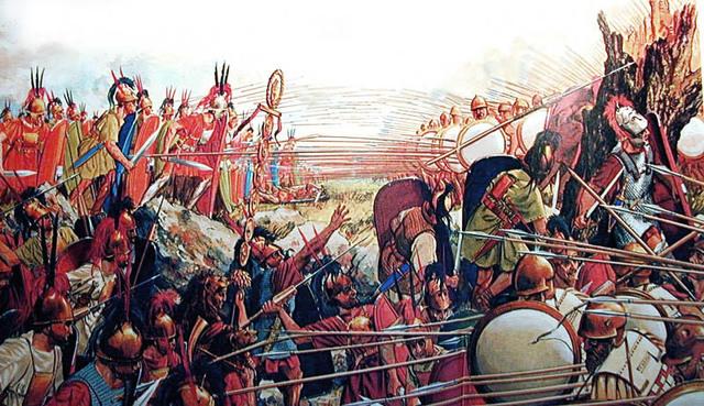 Roman invasion of Greece