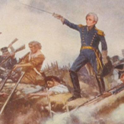 Revolutionary War-- Tamir Wright timeline
