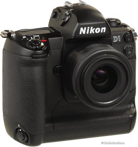 1999-Nikon D1