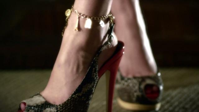 Alison's Anklet
