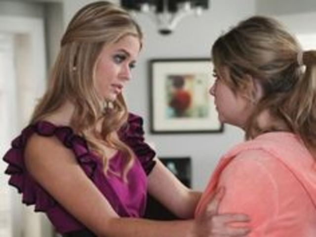 Alison Comforts Hanna
