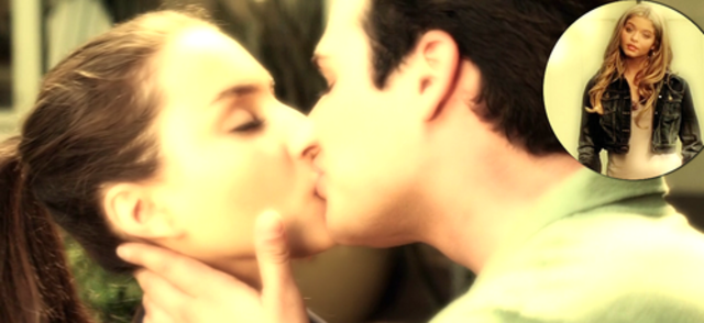 Ian & Spencer Kiss