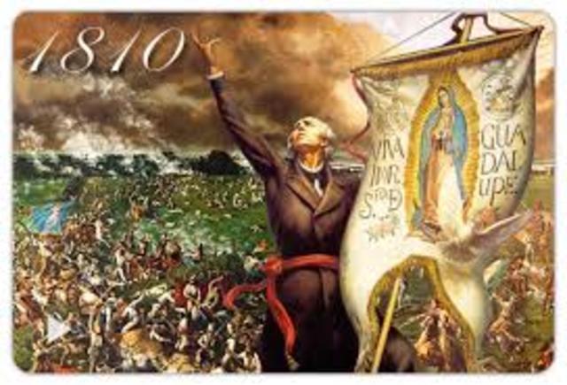 Firma del Acta de Independencia de la Nación Mexicana.