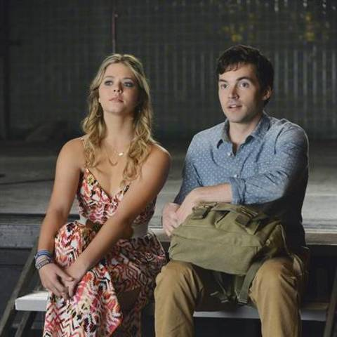 Alison & Ezra At the Theater