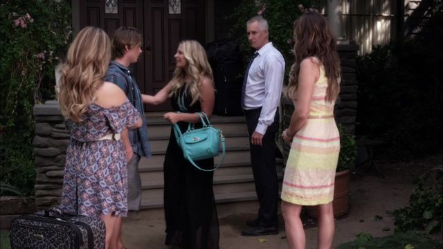 Charlotte/CeCe & The DiLaurentis' Leave For Cape May