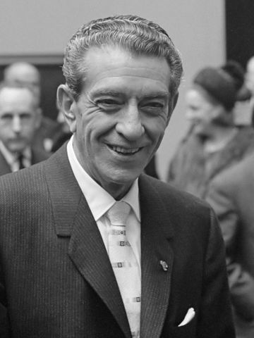 Adolfo López Mateos.
