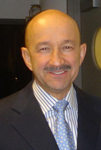 Carlos Salinas de Gortari.