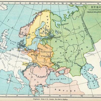 Western Civilization 1550-1783 timeline