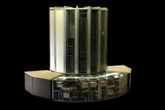 El Cray 1