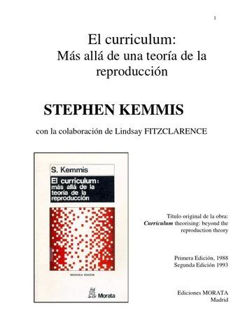 Stephen Kemmis