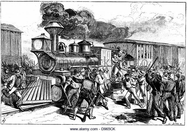 Module 2: Baltimore and Ohio Railroad Company Strike