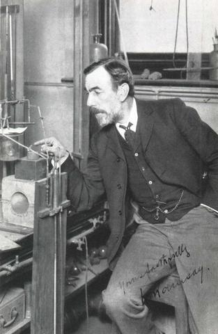 Descubrimiento de los gases nobles