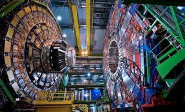 Avance en la fisica quimica con el Colisionador de Hadrones