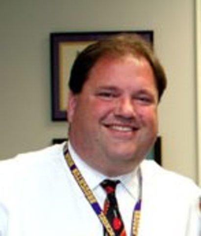 Steve Mares, new principal arrives.