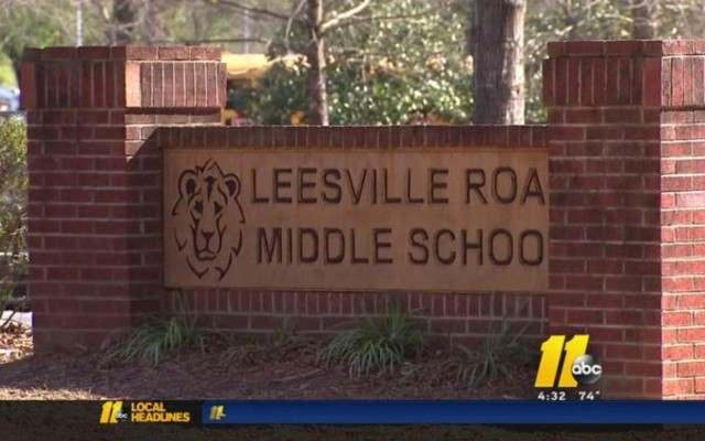 Leesville Middle Opens