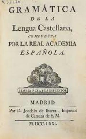 compendio de gramatica española pdf