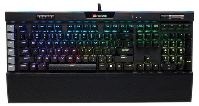 Entrada (El teclado)