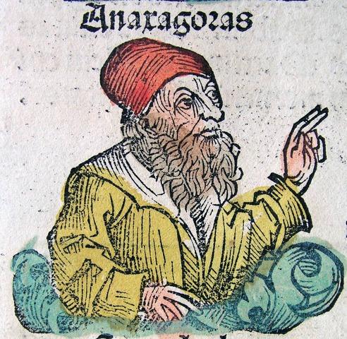 Anaxàgores de Clazomene
