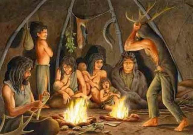 Invención del fuego (800,000 a.C.)