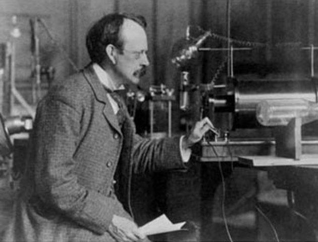 Descubrimiento del electrón (1897)