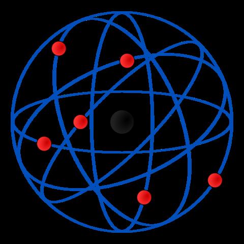 Descubrimiento del núcleo atómico (1906)