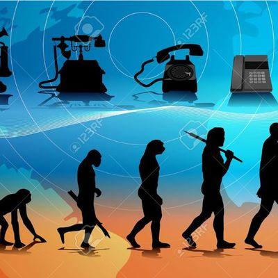 Evolución tecnológica (Productos y BD) timeline