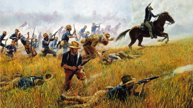 .	The Spanish-American War