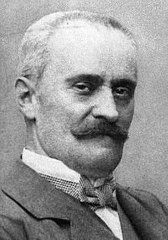 Gyula Farkas(Fisico Matematico Hungaro) Teorema de Farkas