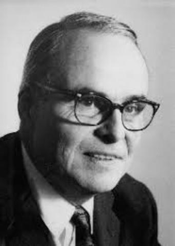 Albert Tucker(Matemático Estadounidense) Programación no Lineal