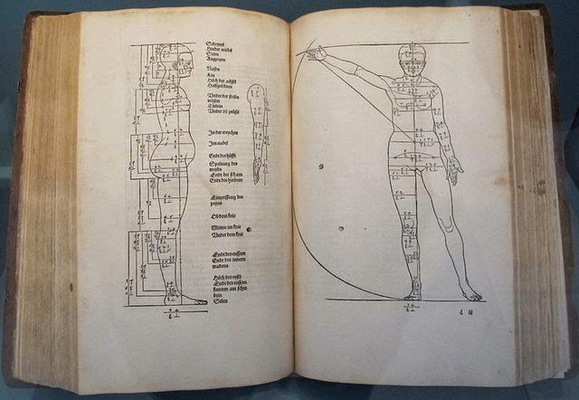 Libro proporciones Humanas