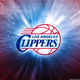 Clippers back drop