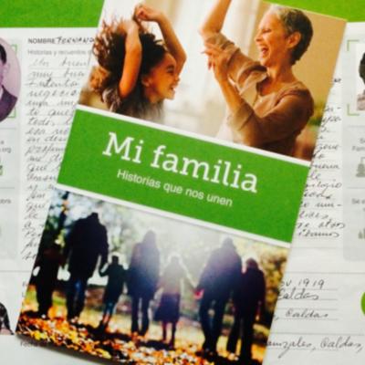 CAMBIOS HISTÓRICOS DE LA FAMILIA timeline